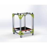 3D принтер BigFarm 600x600