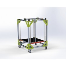 3D принтер BigFarm 1000x1000